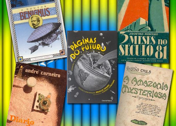 FICÇÃO CIENTÍFICA BRASILEIRA: Sinais d´um fantasma na Literatura