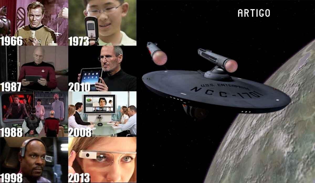 ARTIGO – Star Trek – 53 anos da série que ajudou a mudar o mundo (por Sid Castro)