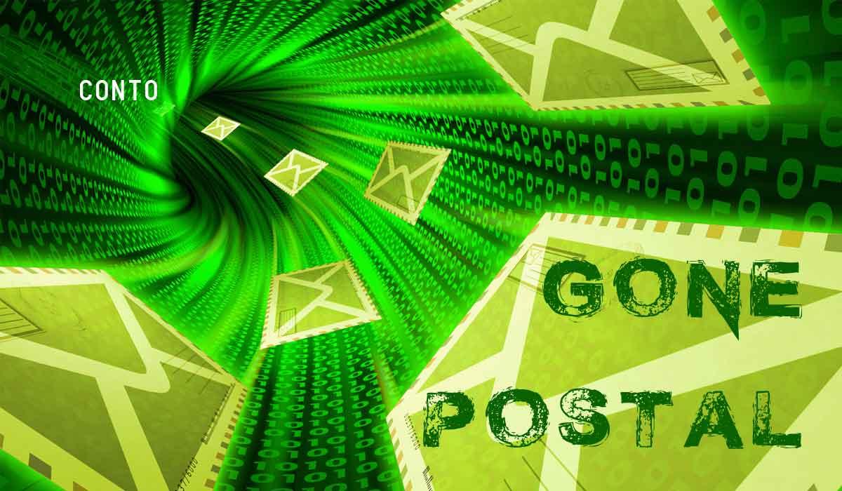 CONTO: Gone Postal – Nos porões do Correio (Parte I) (por Vitor Gama)